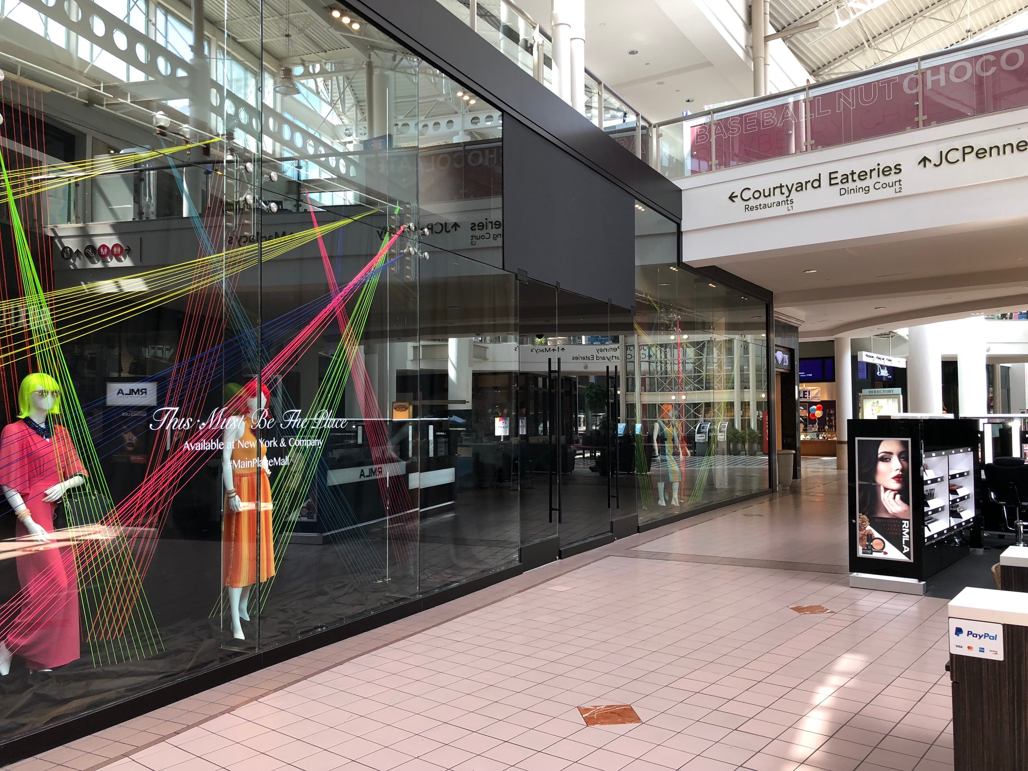 Mainplace Mall Space 168 Popup Shops